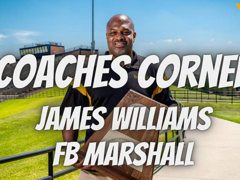 Coaches Corner: Fort Bend Marshall's James Williams