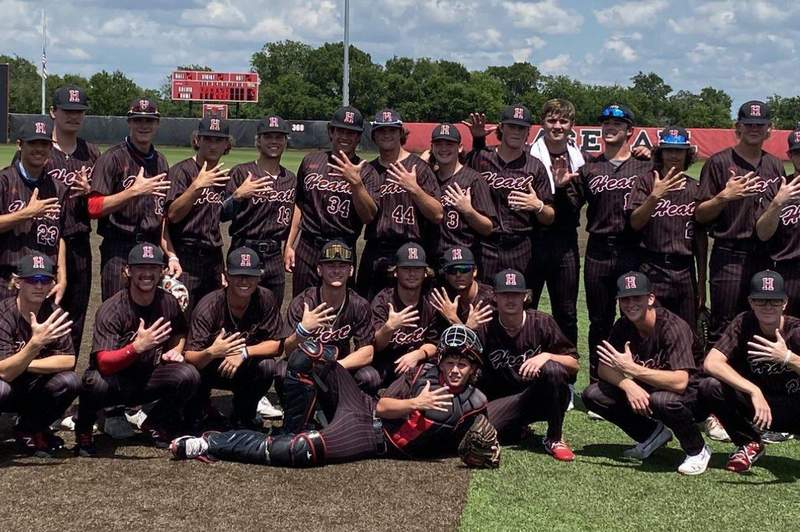 Rockwall-Heath Baseball's Resiliency leads the Hawks to the UIL State Tournament
