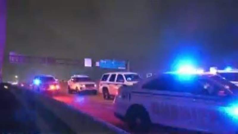 Man hit and killed by driver in N. Harris County: HCSO