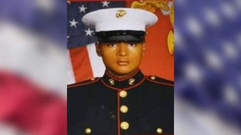 David Espinoza, 20, of Laredo, Texas