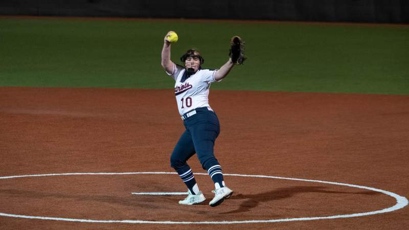East View's Bethany Garrett Breaks Strikeout Record presented by Academy Sports + Outdoors