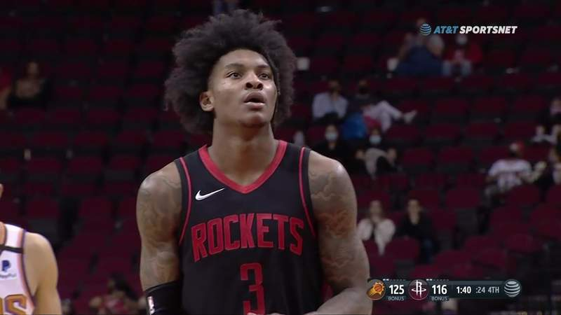 Houston Rockets lose to Suns