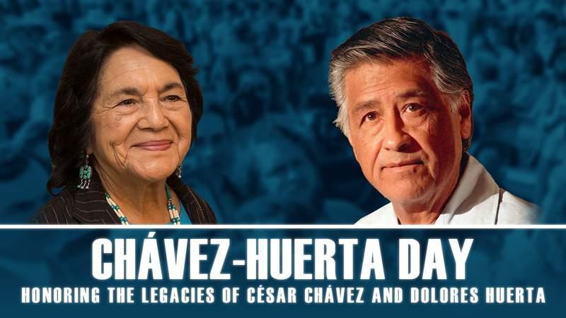 Chavez-Huerta Day