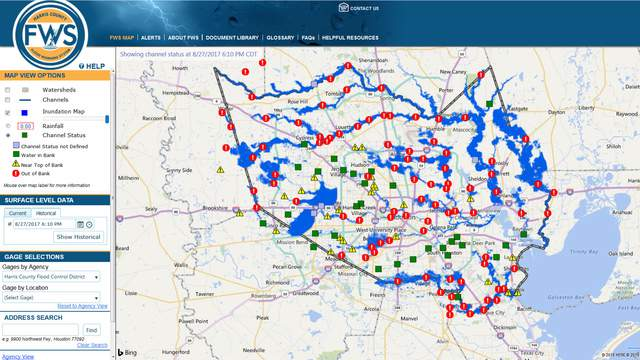 Here\'s how the new inundation flood mapping tool works