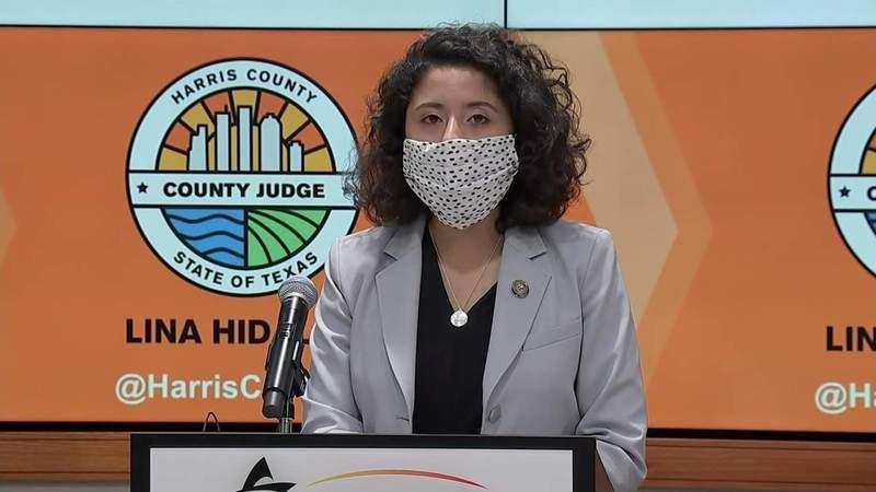 Judge Lina Hidalgo announces new assistance program for small businesses