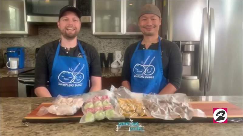 Support the Dumpling Dudez by ordering dumplings to go | HOUSTON LIFE | KPRC 2