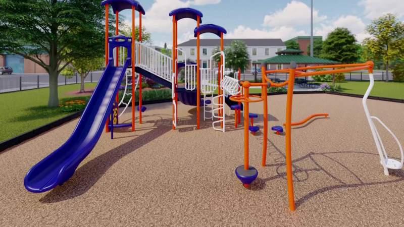 Playground to honor life of Josiah Mcintyre - 6-year-old killed by brain-eating amoeba