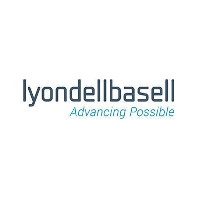 Logo for LyondellBasell