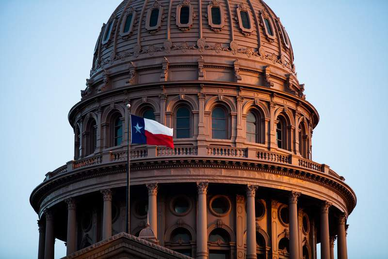 The Texas Legislature is expected to go through the redistricting process during the 2021 legislative session.                    Credit: Austin Price/The Texas Tribune